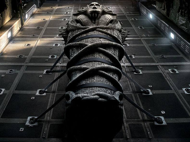 A múmia / The Mummy poszter