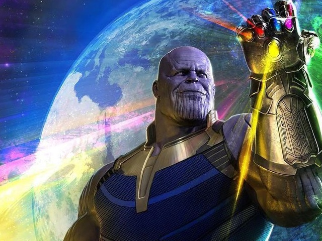 Bosszúállók: Infinity War óriás poszter