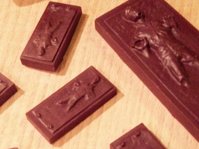 Csináld Magad - Star Wars csokoládé