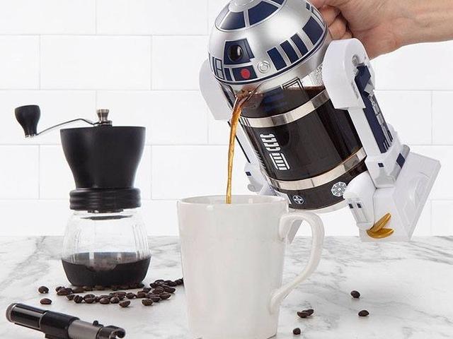 Reggelizz mint egy... Jedi