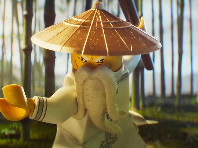 Vélekedés - A Lego Ninjago film
