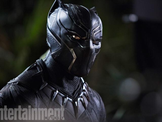 A Marvel Fekete Párduca képekben