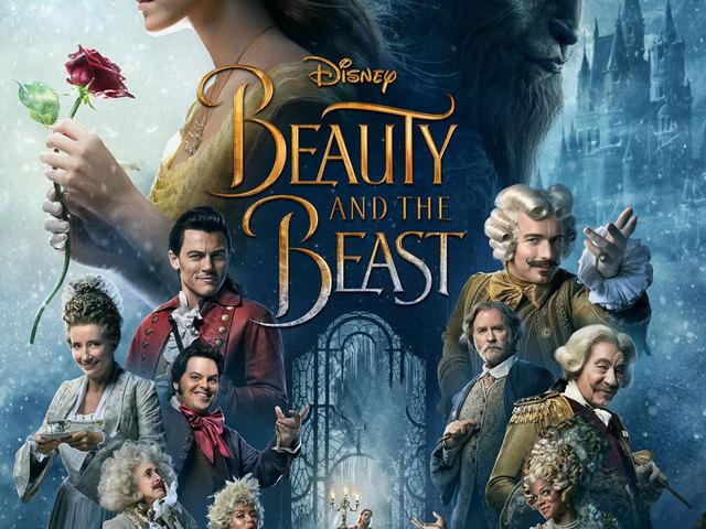 Szépség és a Szörnyeteg / Beauty and the Beast plakát