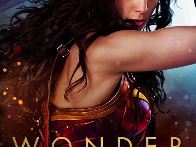 Wonder Woman plakátok