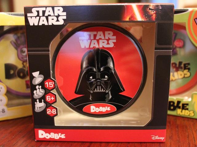 Star Wars - Dobble társasjáték