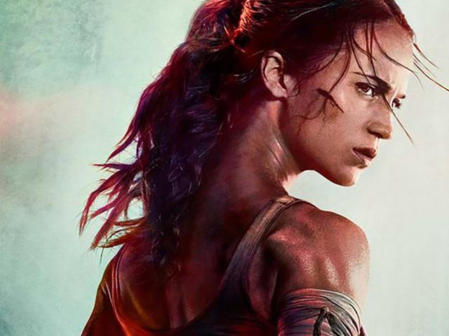 Tomb Raider előzetes és plakát