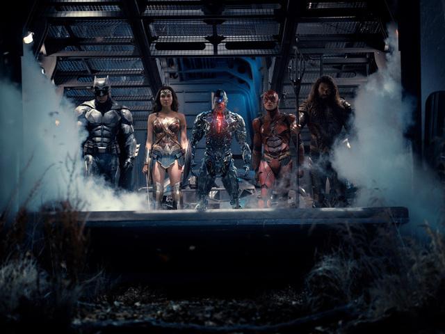 Igazság Ligája / Justice League fénykép