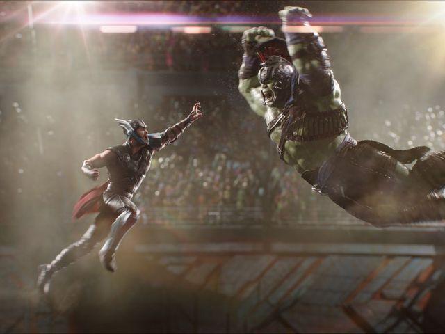 Thor: Ragnarök előzetes és képek