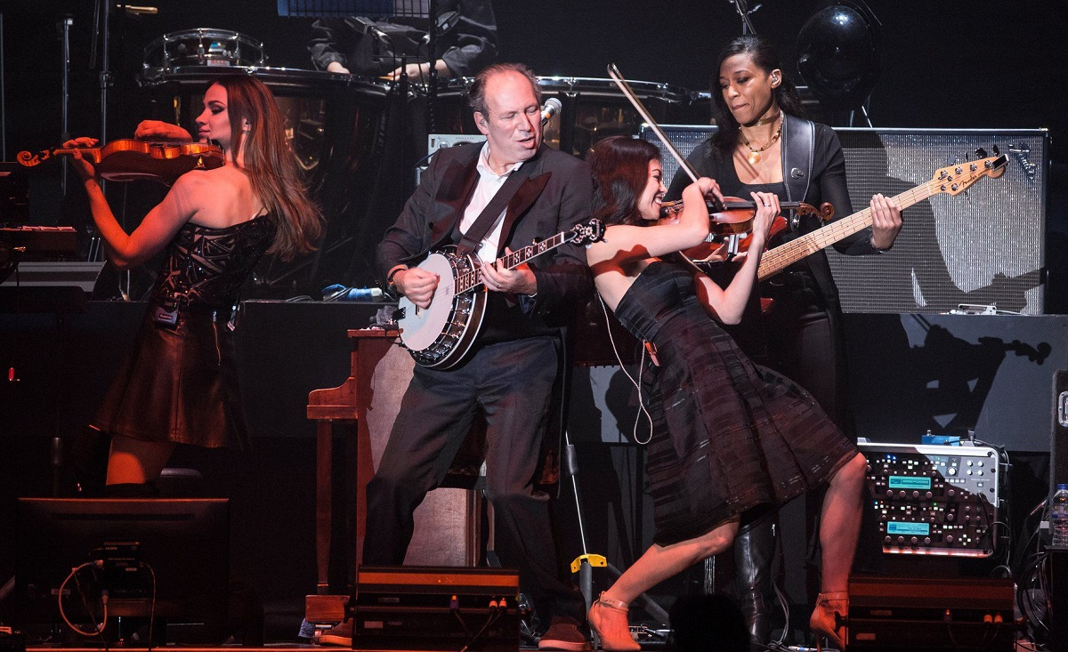 Hans Zimmer Tour Band Members