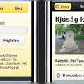 Szoborlap Mobil verzió