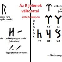 Az R hang lényegisége (I. rész)