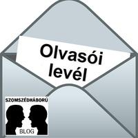 53. Olvasói levél: Lépcsőházi konfliktus