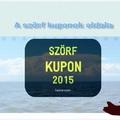 Szörf oktatás kupon Balaton
