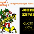 Windsurf / Szörf - SUP > JOKER kupon 2016