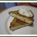 Zöld meglepi a sütőböl