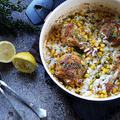 Egyserpenős kukoricás-jalapenos csirkecomb