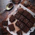 Glutén és laktózmentes brownie (szerűség)