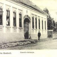 Balesetek, lopások, halálesetek a régi Szovátafürdőn