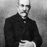 Petelei István örménymagyar író a régi Szovátafürdőn