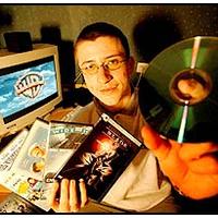 DVD Jon Amerikába megy