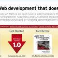 Itt a Ruby on Rails 1.0 - juhéj!