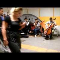 Trónok harca a metróban