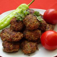 Tradícionális török köfte