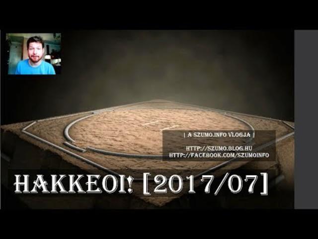 HAKKEOI! [2017/07] - a 7. nap!