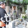Hakuho tiszteletadása