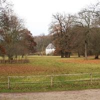 Goethe kertbirodalma: Park an der Ilm, Weimar
