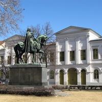 Szent István tér, Vörösmarty tér: székesfehérvári posztsorozat I.