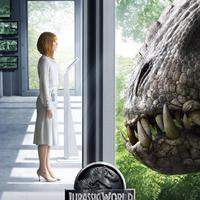 Jurassic World poszterek