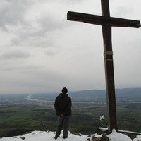 Áprilisi havas túra a Naszály panorámaútján