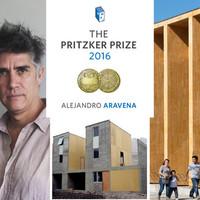 Alejandro Aravena: Pritzker díj, 2016