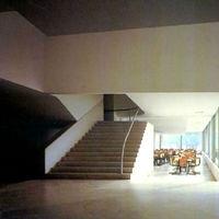 Siza lépcsője - Setúbal, Továbbképző központ