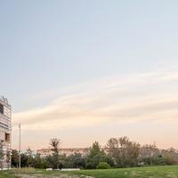 Kutatóközpont, Barcelona (Harquitectes)