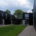 Kvistgård - sűrű beépítésű, olcsó lakások (Vandkunsten)