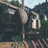 Rom-brutalizmus: Casa Sperimentale (Olaszország)