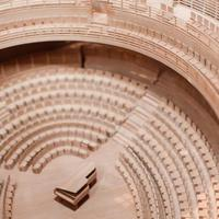 360º Salle Modulable (Frank Gehry, Berlin)