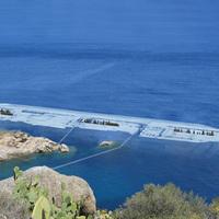 Concordia - sziget és emlékmű a roncsból