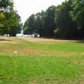 Eszterházy park az Öreg-tó partján