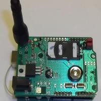 Arduino-GSM - első teszt