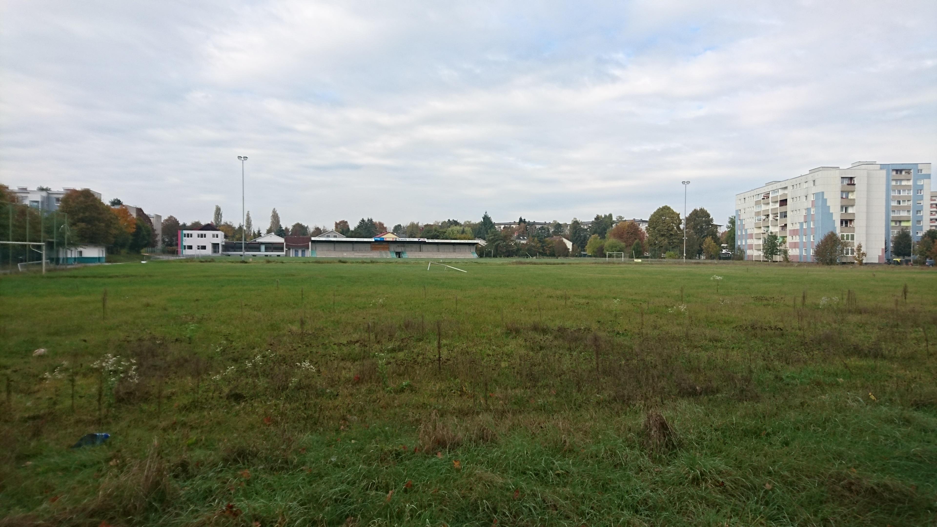 ASKÖ Stadion, lebontásra vár