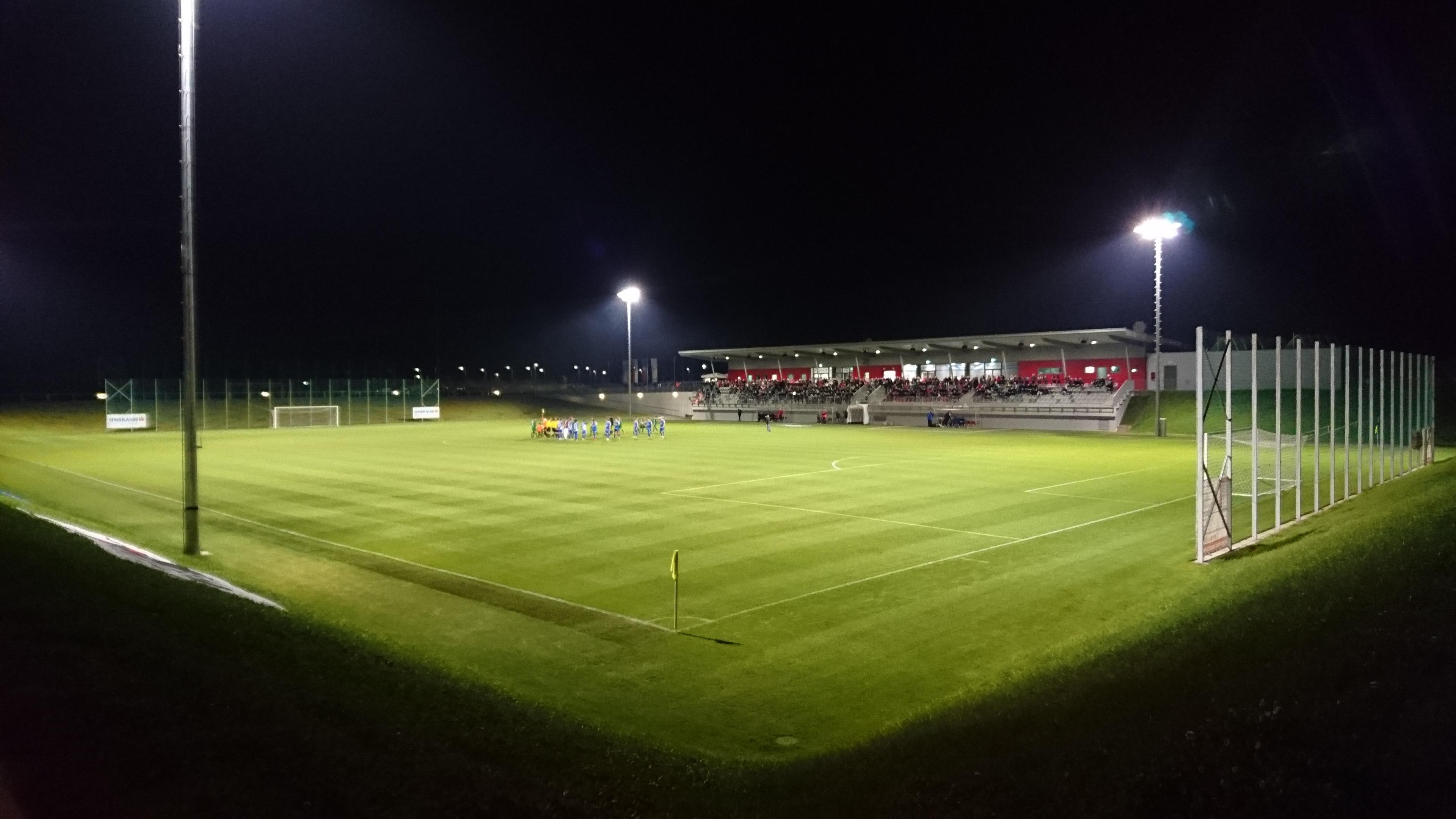 Renner Arena, az FC Wels otthona