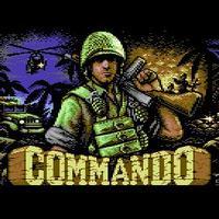 Commando remake C64-re
