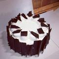 Fekete-erdő torta à la Tejturmix