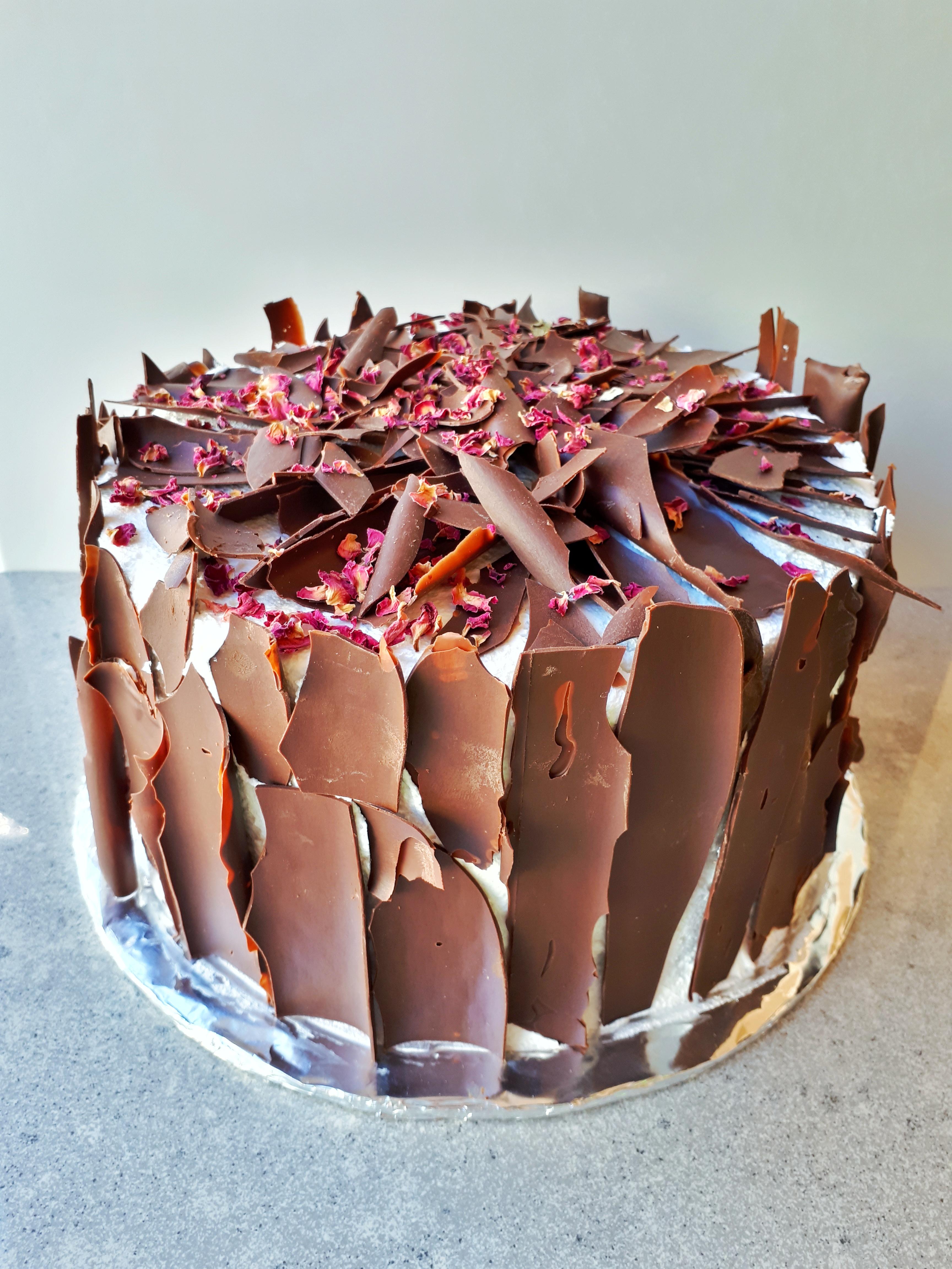 Fekete-erdő torta - Csodaszép és nagyon finom