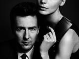 Edward Norton és Daria Werbowy modell lesz a PRADA phone by LG 3.0 arca
