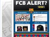 Rajongóknak - Barcelona app telefonra és Facebookra