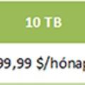 Drasztikusan csökkentek a Google Drive tárhelyek árai
